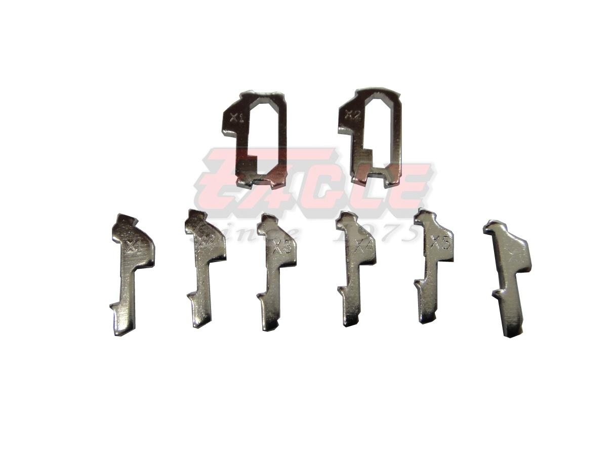 Lsthh000010 Honda Door Lock Pin Wafer Eagle Locksmith