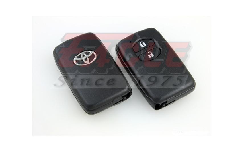 Toysk000821 Toyota Wish 2 Button Smart Proximity Remote