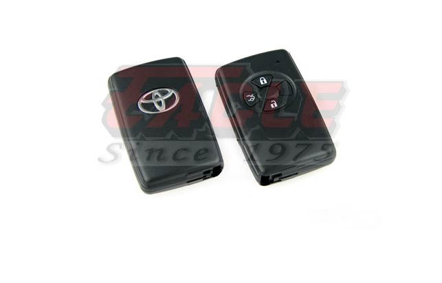 Toysk001235 Toyota Allion Premio 3 Button Smart